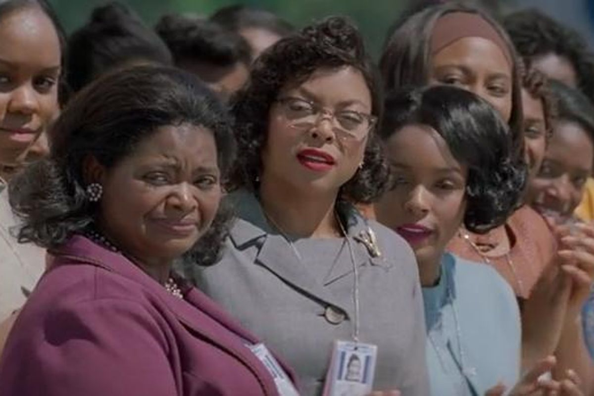 Watch the Glorious, Star-Studded Trailer For 'Hidden Figures'