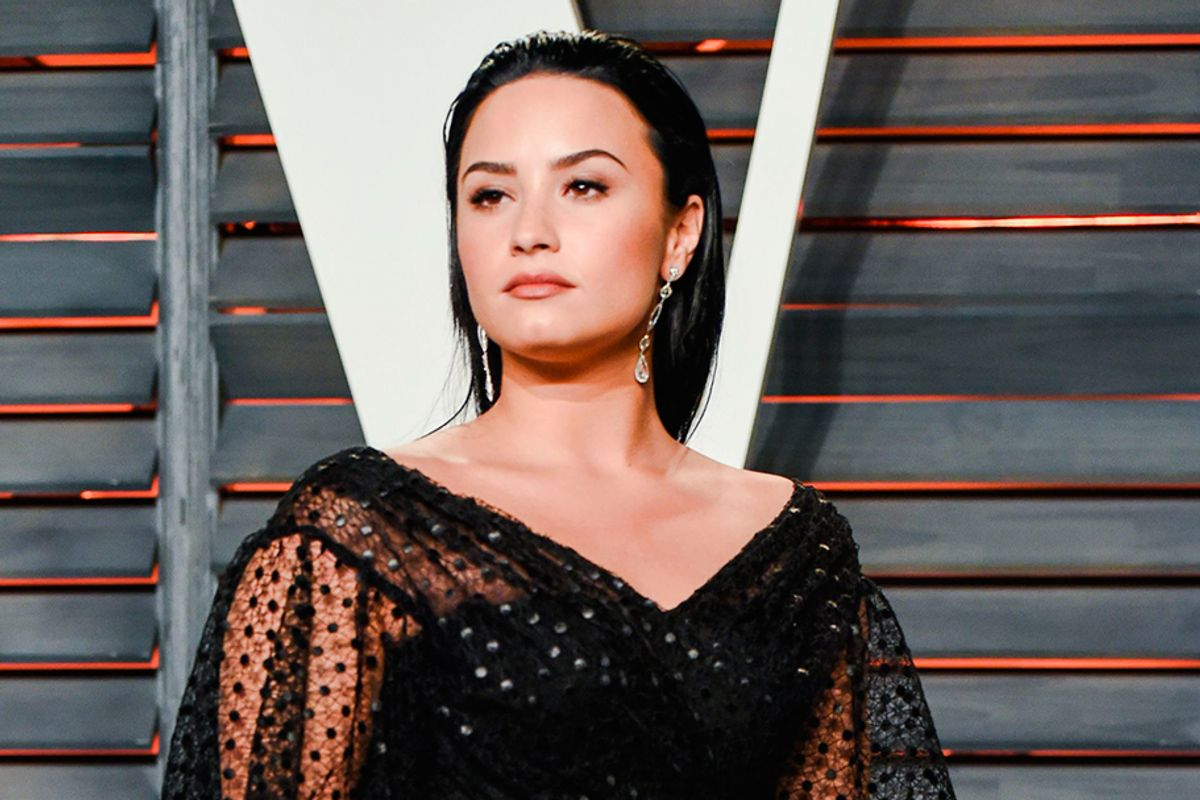 IYCMI: Demi Lovato Apologized For Joking About The Zika Virus