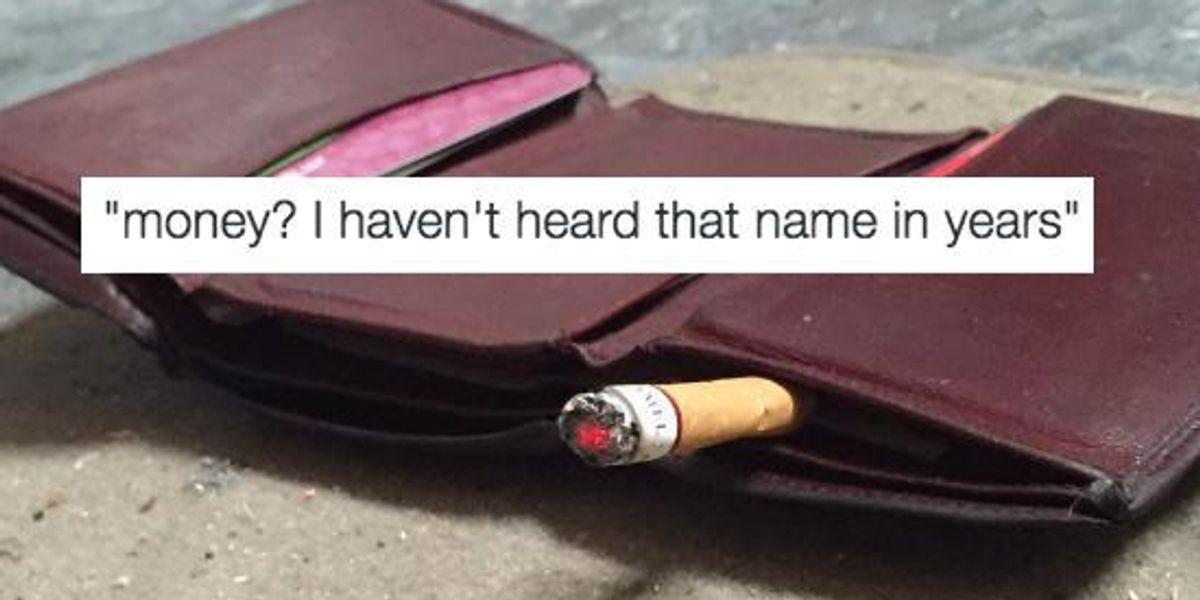 """This New Meme Takes """"Crab With a Cigarette"""" to a Whole New Level"""
