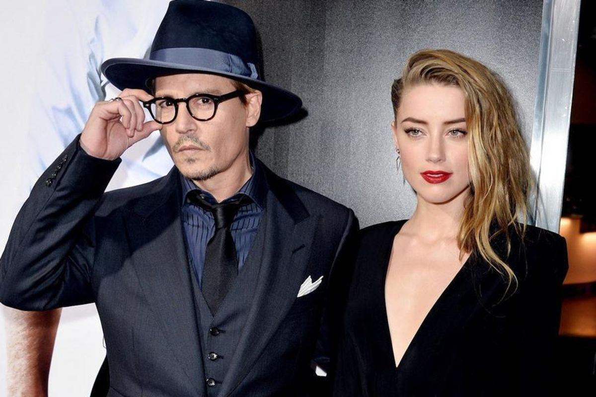Amber Heard and Johnny Depp Settle In Court