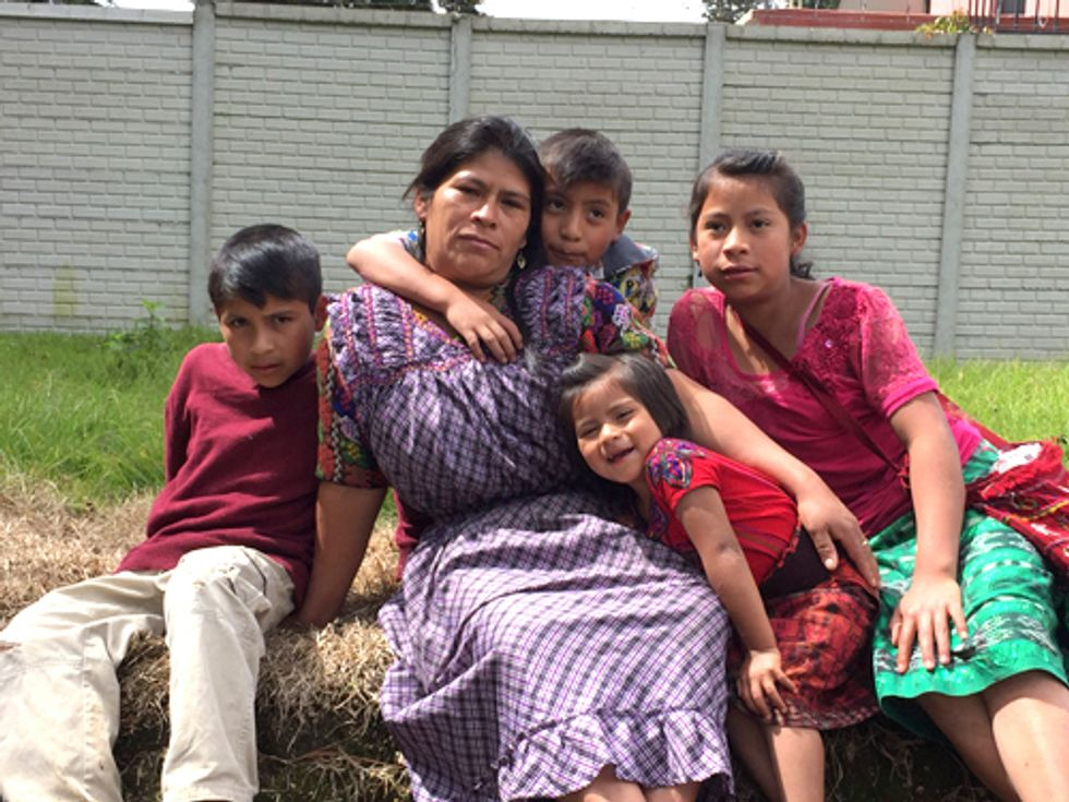 Indigenous Women Fight to Protect Rights of Woven Guatemala Textile Design