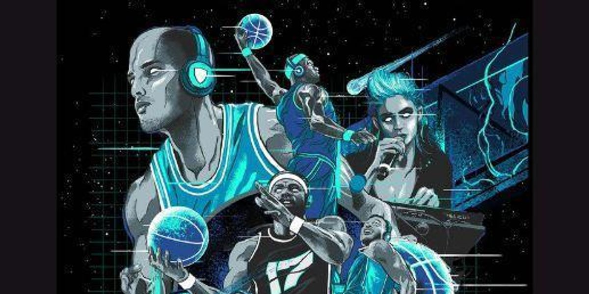 Listen To The NBA 2K17 Soundtrack Co-Curated By Grimes