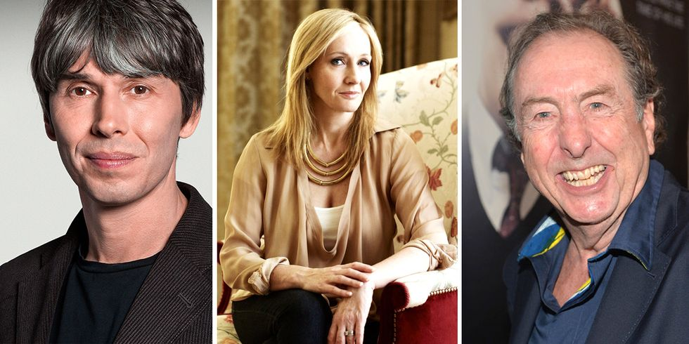 Find Out What These Three Renowned Brits Have in Common