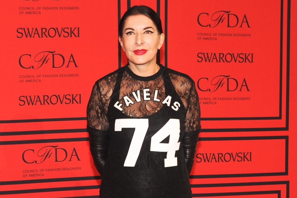 "Updated: Marina Abramović Calls Aboriginal Australians ""Terrible""-Looking ""Dinosaurs,"" Spawns #TheRacistIsPresent Tag"