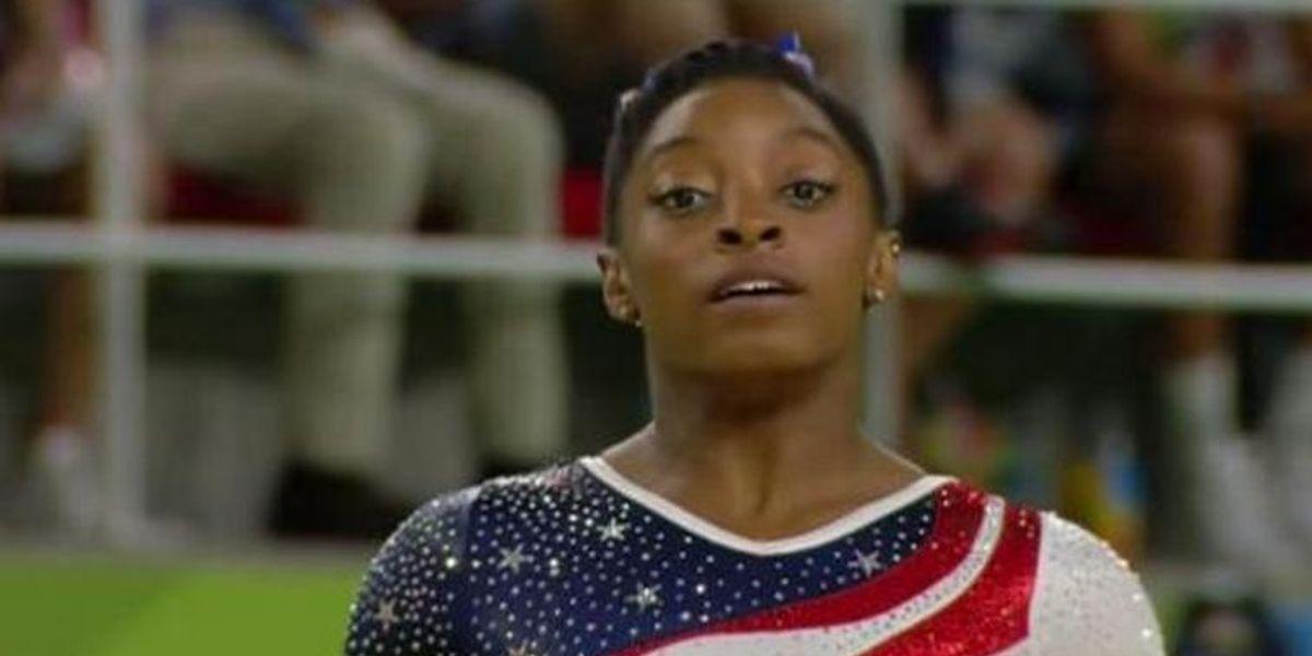 Simone Biles Wins Fourth Gold Medal Following A Stellar Floor Routine