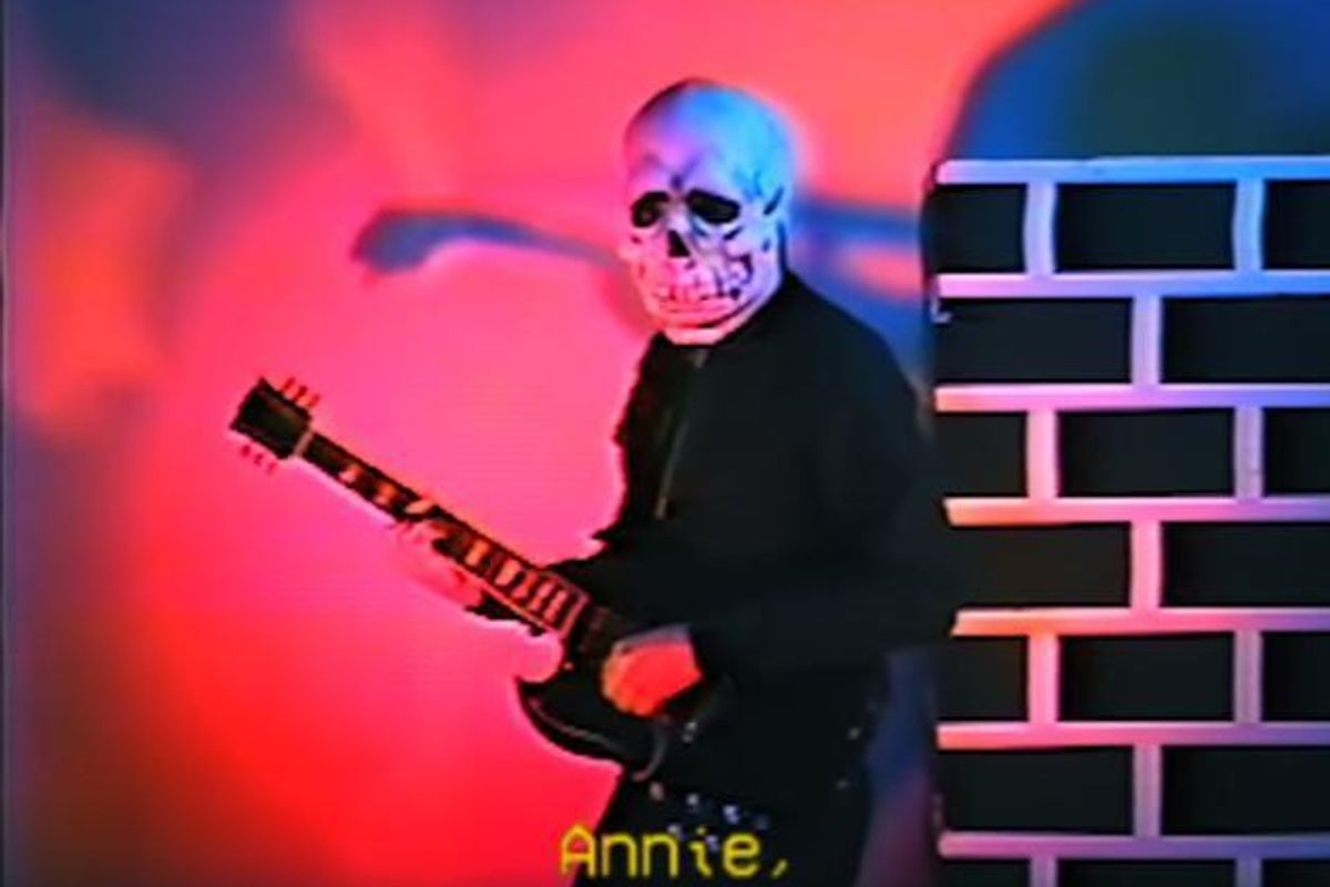 """Neon Indian Releases Retro-Fitted Video For """"Annie"""""""