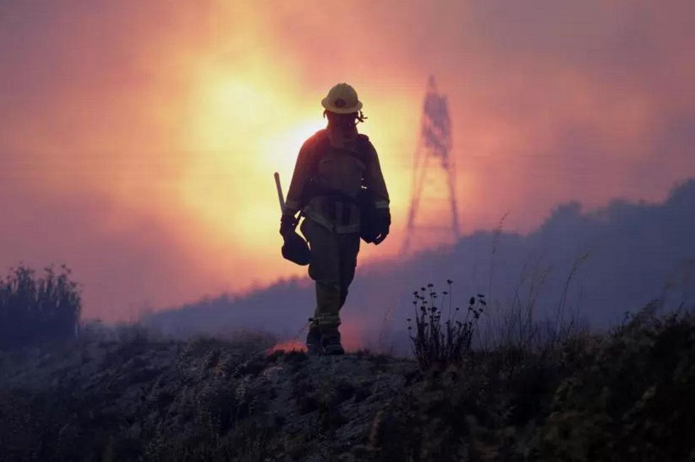 82,000 Evacuated as 'Once in a Lifetime' Wildfire Shocks California