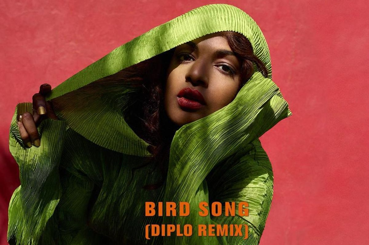 """Listen to M.I.A.'s Diplo-Produced Version of """"Bird Song"""""""