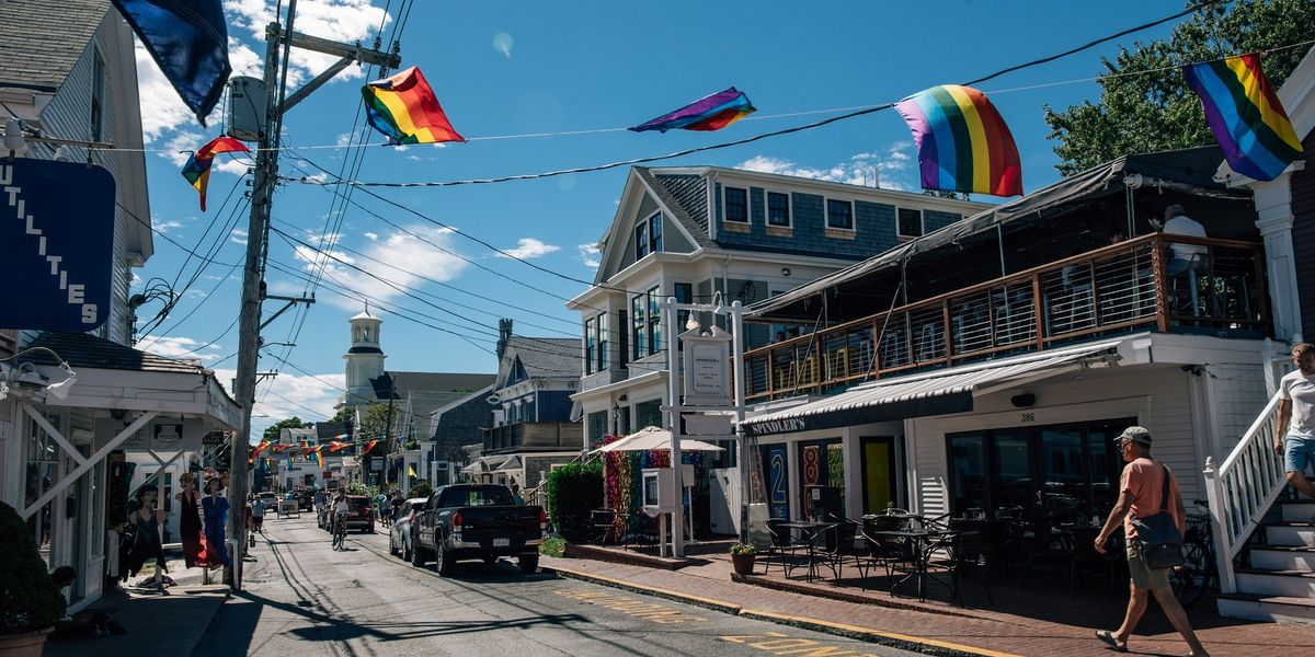 Provincetown Celebrates #ExpressLove with Oysters and Temporary Tattoos