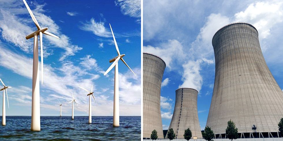 Offshore Wind vs. Nukes in New York State