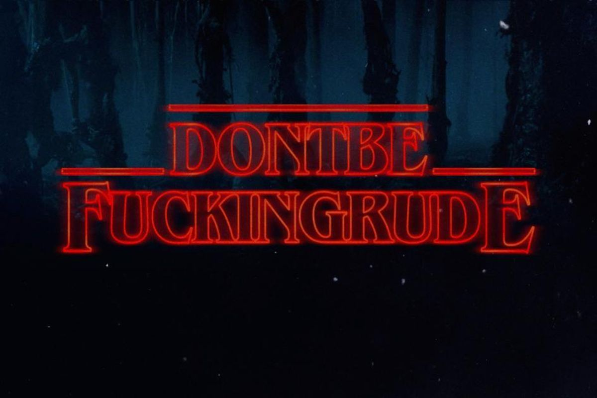There's Now a 'Stranger Things' Text Generator