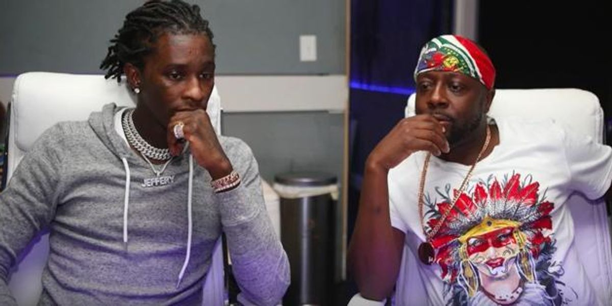 Hear Young Thug's New Single 'Elton' featuring Wyclef Jean
