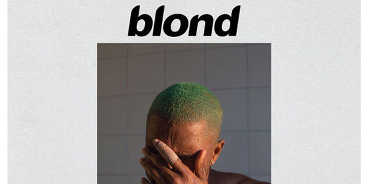 "Frank Ocean Has Released Long Awaited Second Album, ""Blond"""