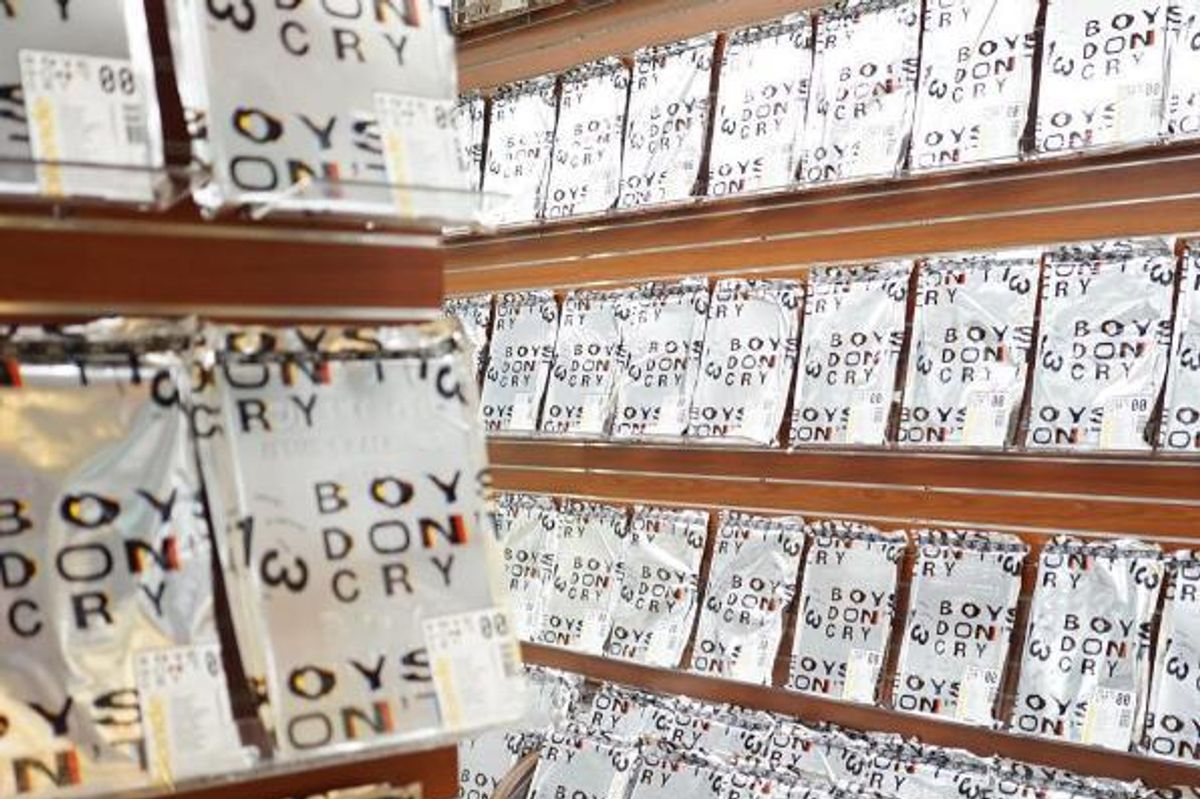 """Everything We Know About Frank Ocean's """"Boys Don't Cry"""" Zine"""