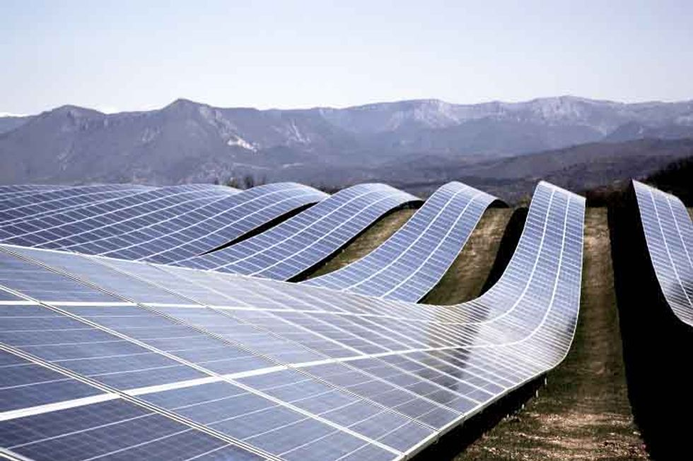 Solar Cost Hits World's New Low, Half the Price of Coal