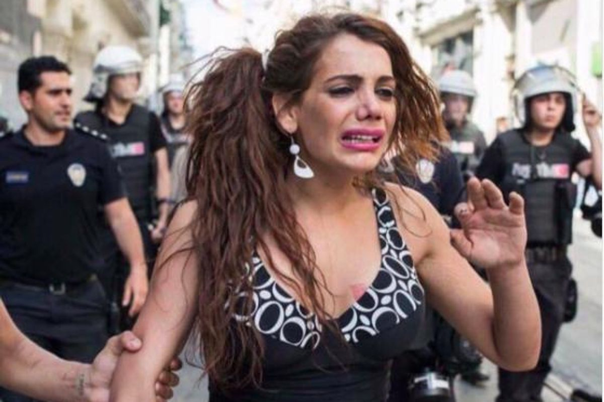 Murder of Trans Activist Sparks Massive Protests in Turkey