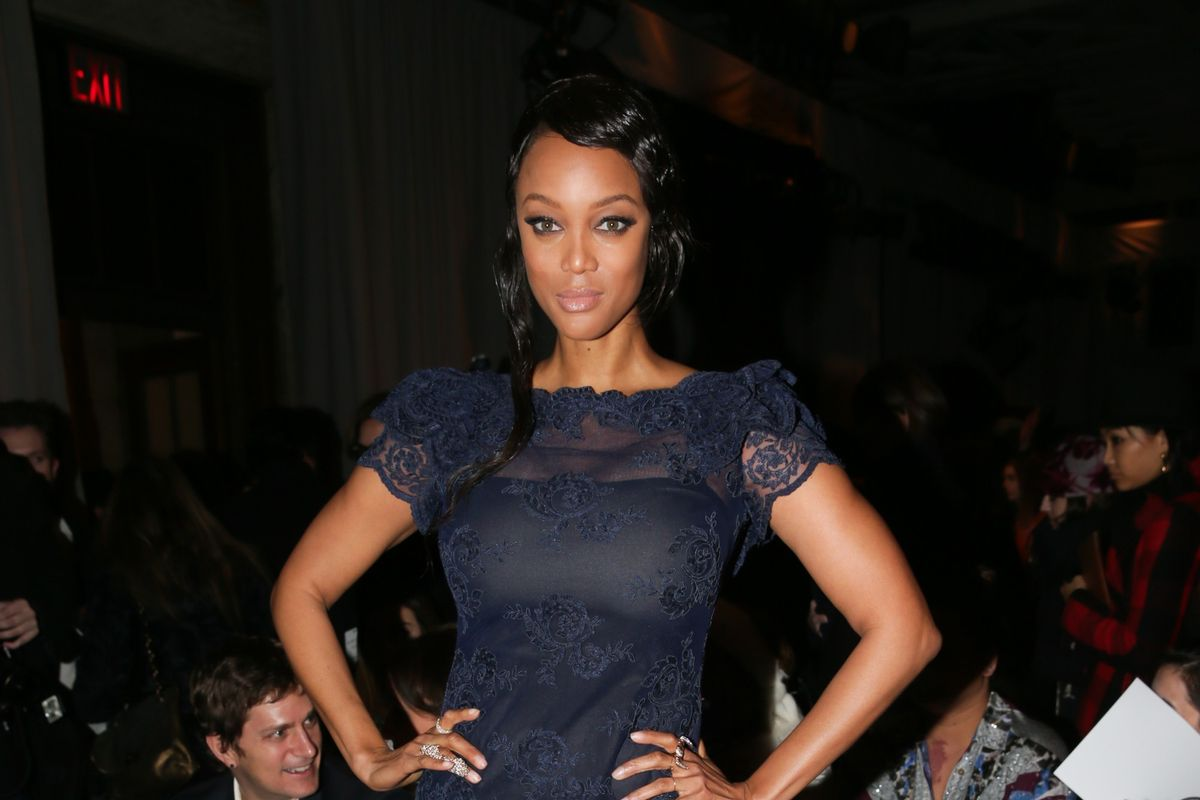 Tyra Banks to Teach Stanford Students All About Personal Branding