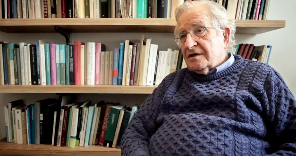 Dalai Lama and Jimmy Carter Help Noam Chomsky Uncover Major Risks Humanity Faces From Pesticides