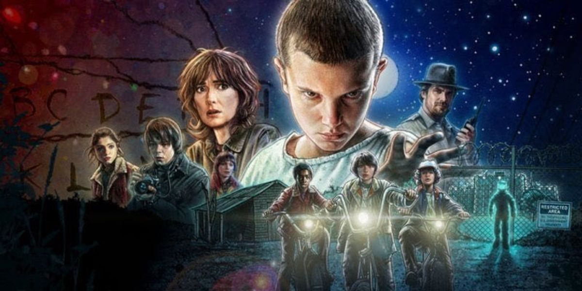 Hear Stranger Things' Soundtrack Band's New Song