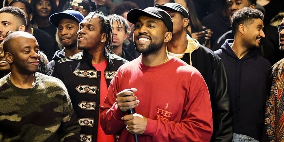 Kanye West Calls On Mainstream Radio To Play Frank Ocean's New Music
