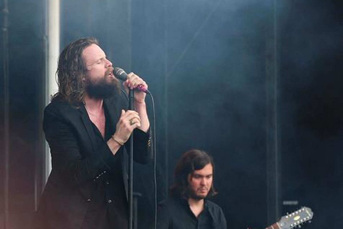Father John Misty Is Selling Kanye-Inspired Merch and Earrings Made From Stolen Rose Quartz