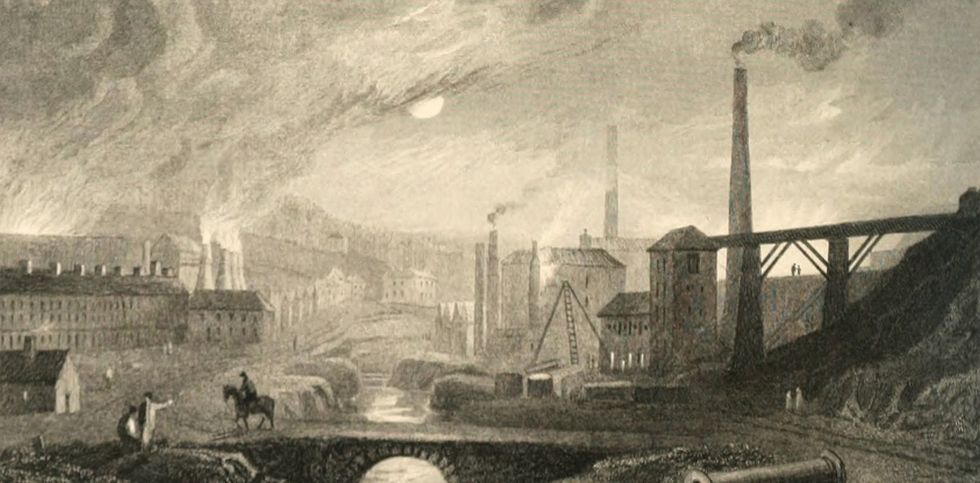 Industrial Revolution Kick-Started Climate Change Much Earlier Than Previously Thought