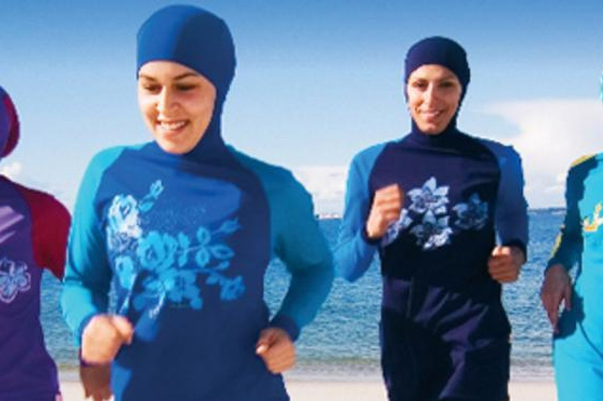 Burkini Sales Have Increased Dramatically In The Wake Of French Ban
