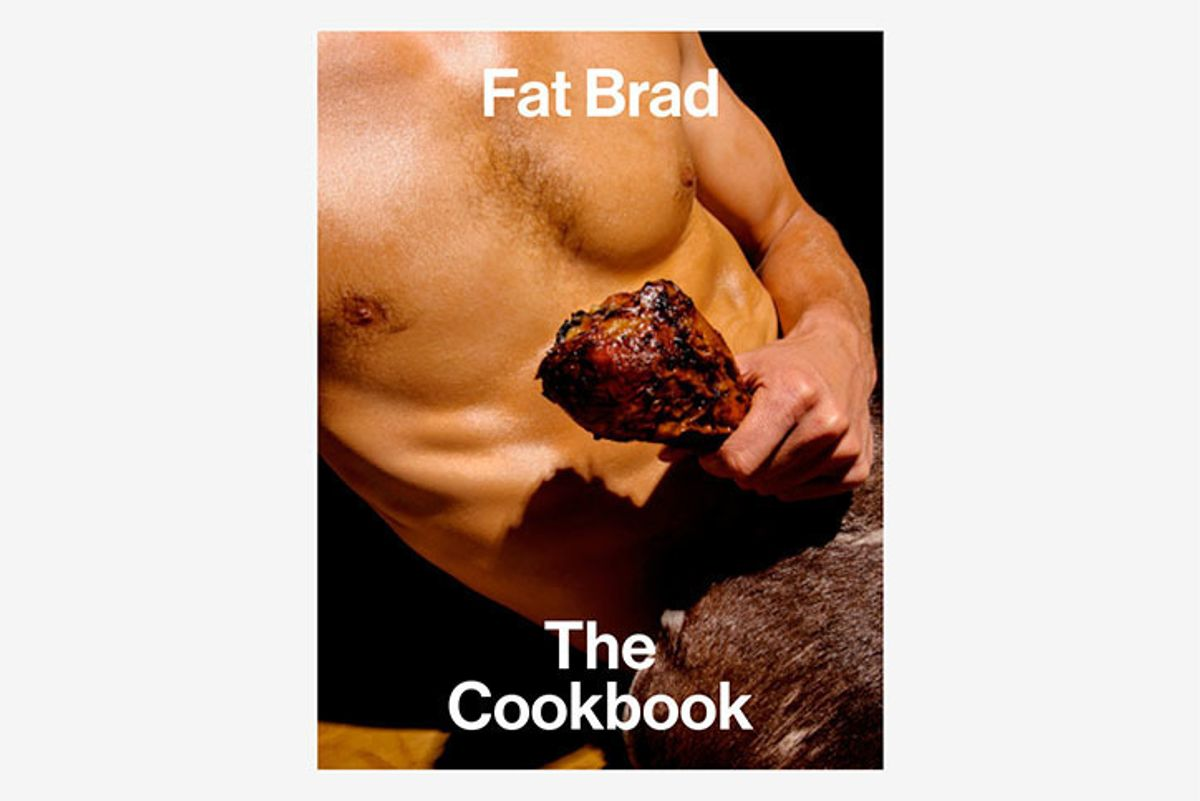 'Fat Brad' Is the Brad Pitt Cookbook Of Your Dreams