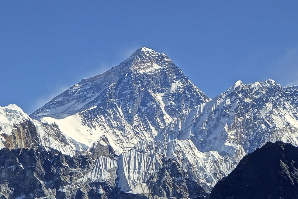 Mount Everest Climbers May One Day Climb Ice-Free