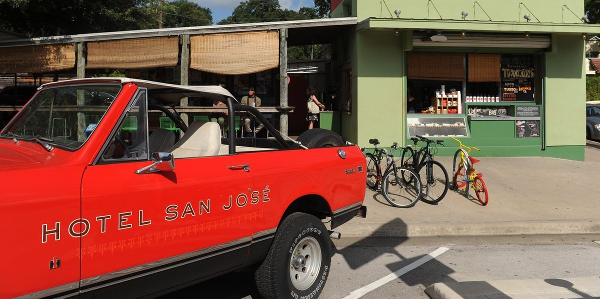 Where to Eat, Sleep, and Dance the Night Away in Austin