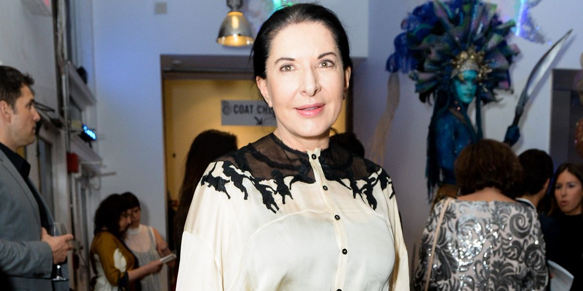 Marina Abramović Issues Apology For Her Comments About Aboriginal Australians