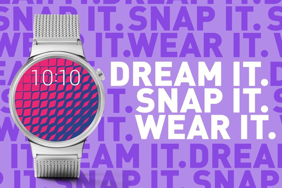 Android Wear Will Crowdsource Its Next Watch Face Designs from the Internet