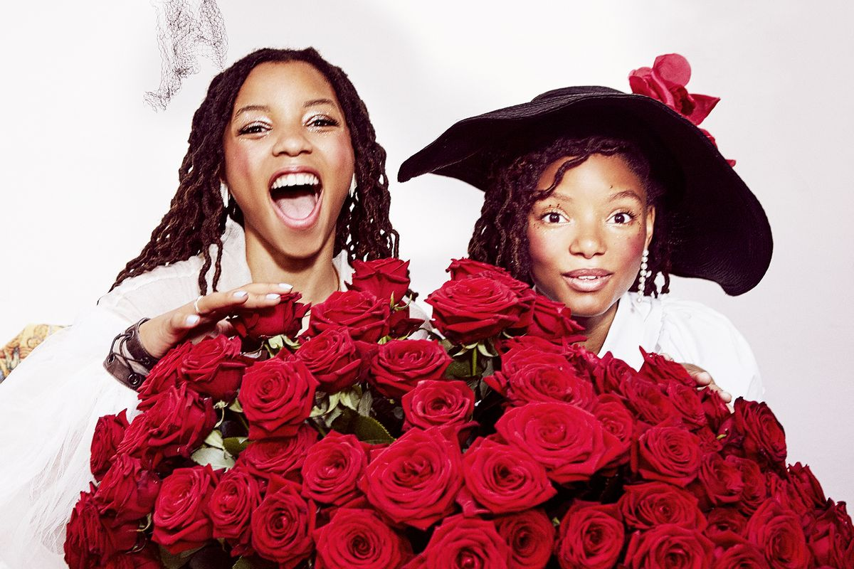 There's Something Special About Chloe x Halle