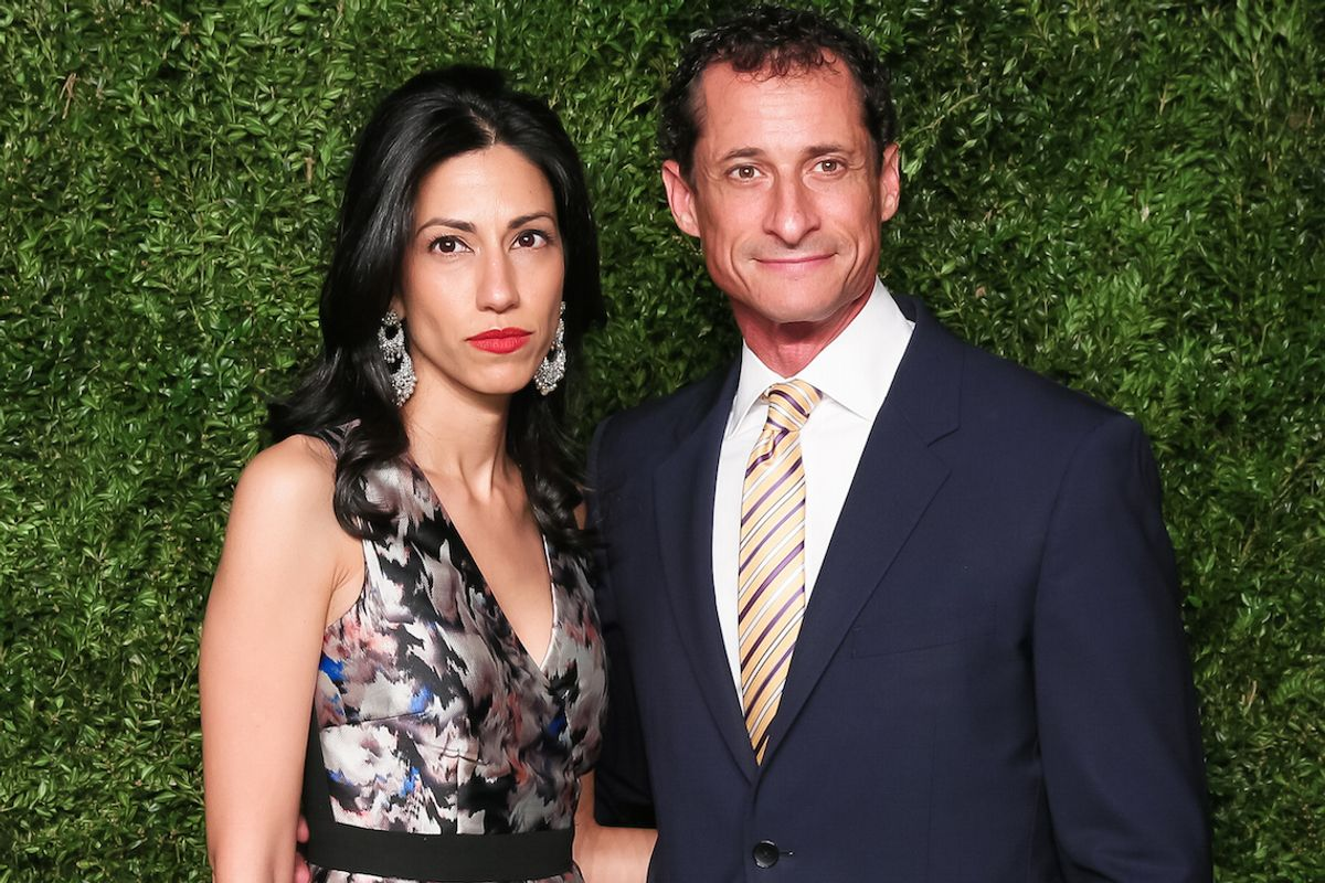 Huma Abedin Finally Leaves Anthony Weiner Following Most Recent Sexting Scandal
