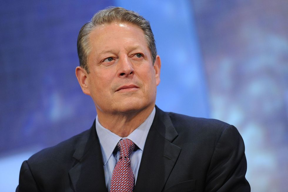 Al Gore: If You're Worried About the Climate Crisis Vote for Hillary Clinton
