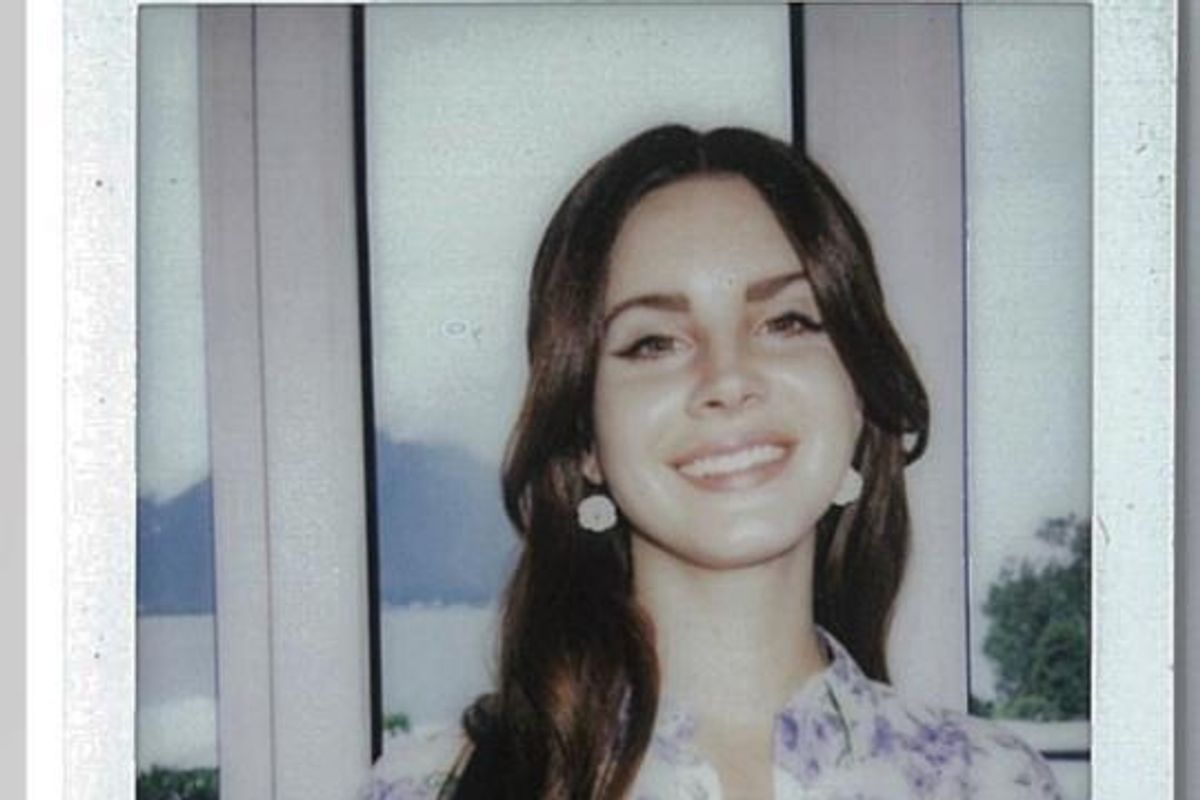"""Watch The Unreleased Video For Lana Del Rey's """"Honeymoon"""""""