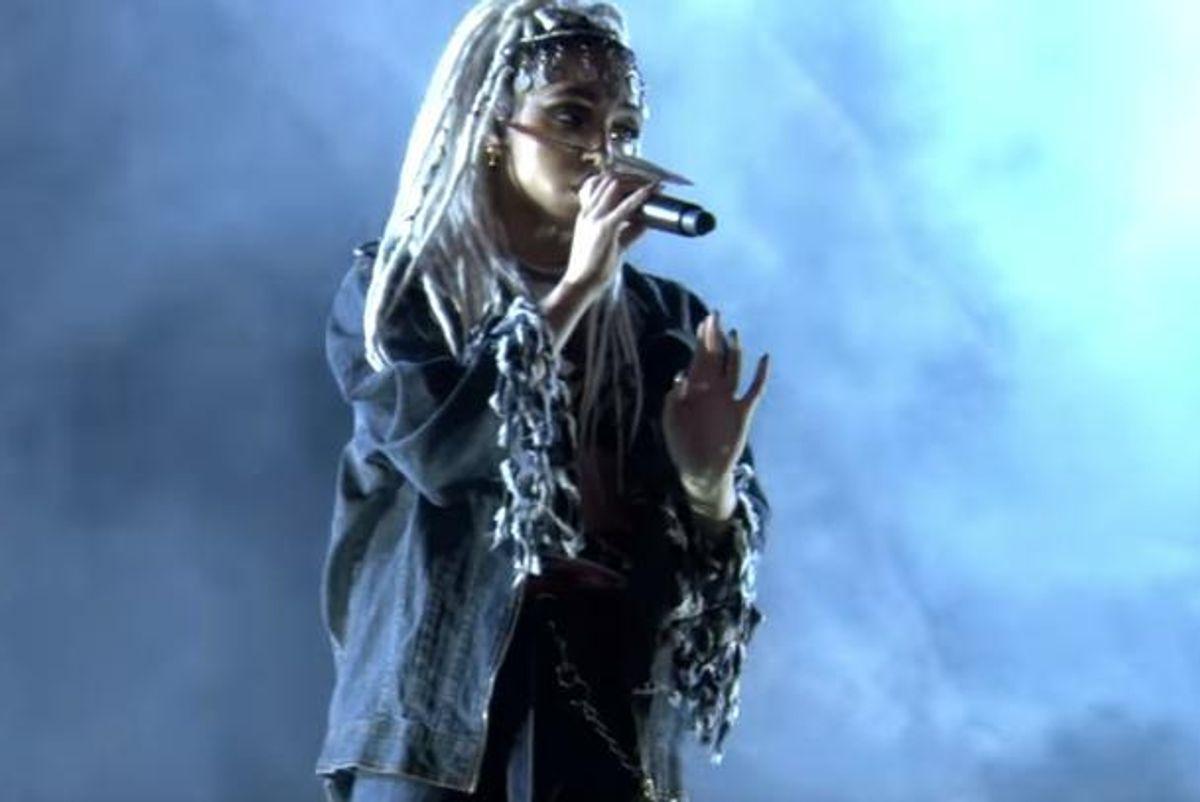 Stream FKA Twigs' Mind-Melting Set At Pitchfork Music Festival