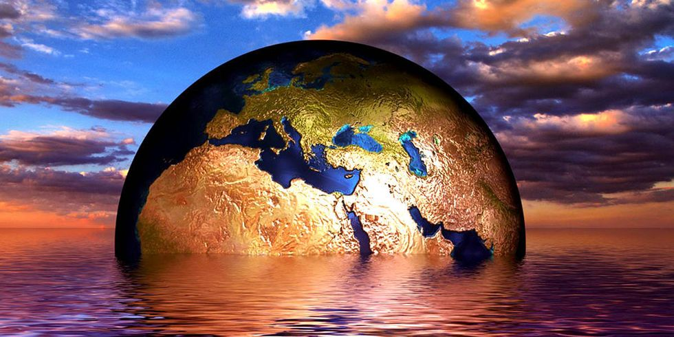 It's Official: The Anthropocene Epoch Is Here - EcoWatch