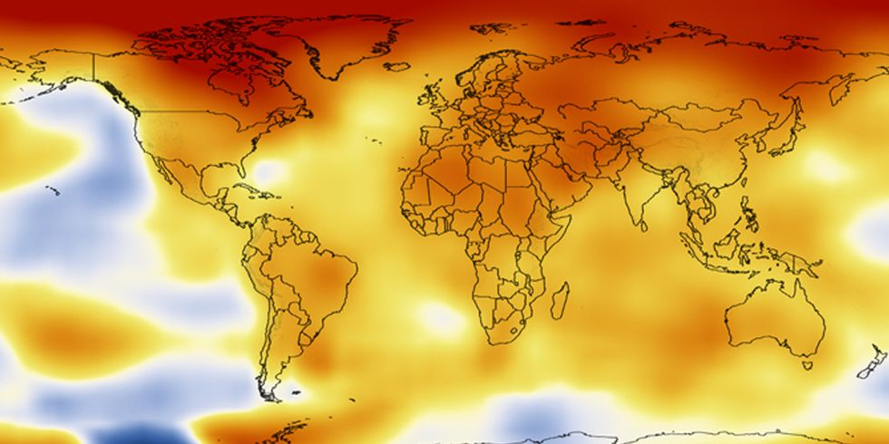 NASA: Earth Is Warming at Rate 'Unprecedented in 1000 Years'
