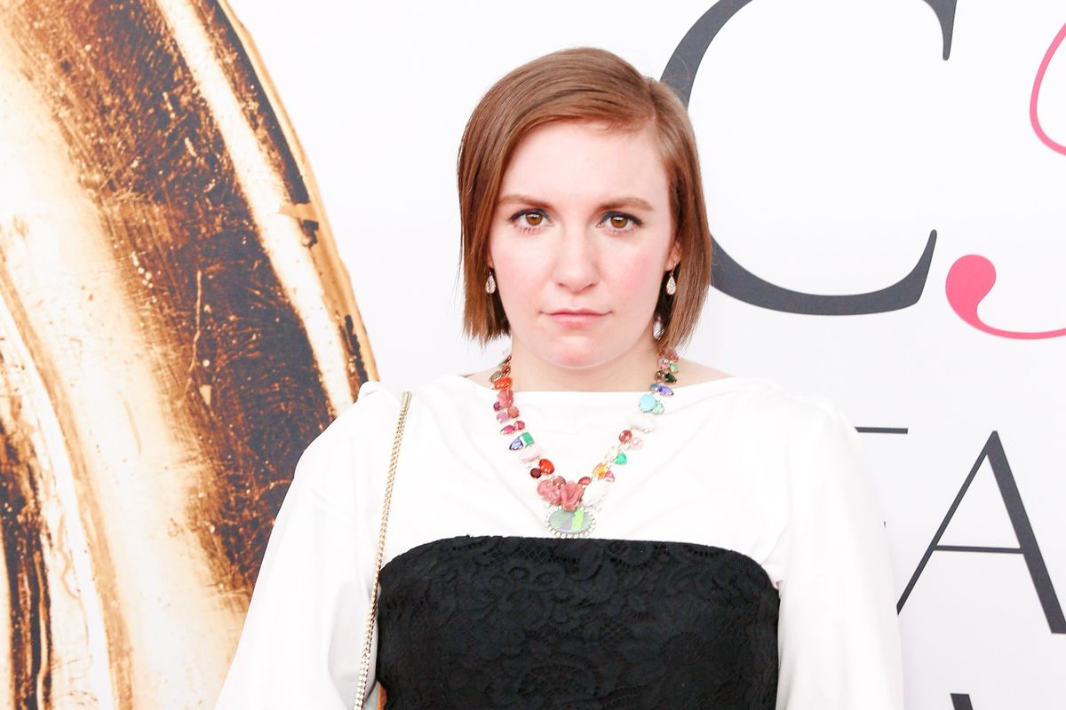 Lena Dunham is Publishing Her First Collection of Fiction Next Year