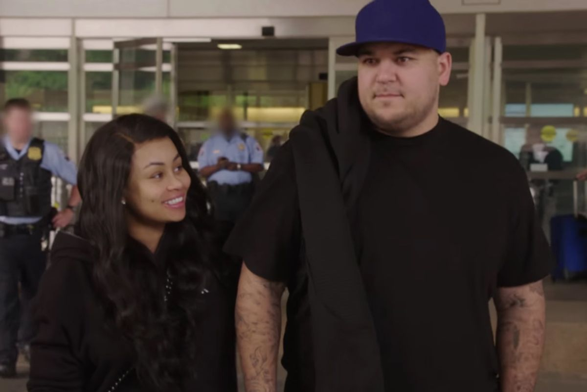 """The New Trailer For """"Rob & Chyna"""" Is More Insane and Compelling Than You Expected"""
