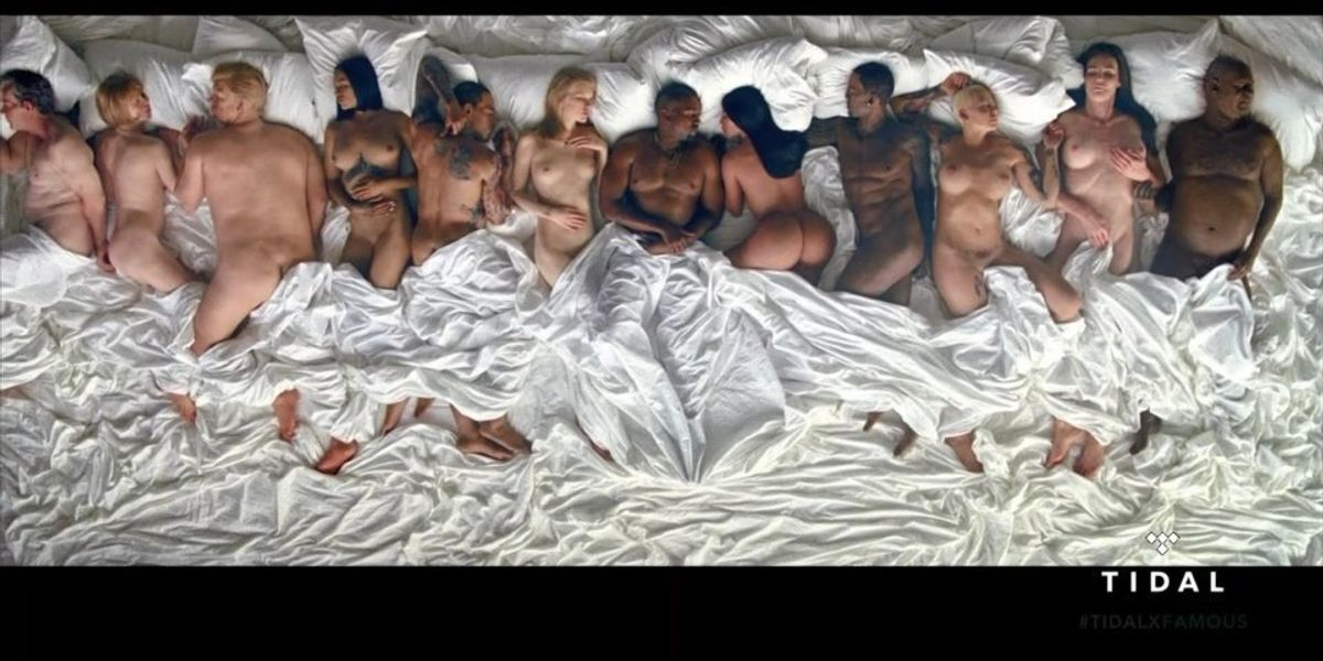 """UPDATE: Kanye's """"Famous"""" Sculptures Are On Sale For An Astounding $4 Million"""
