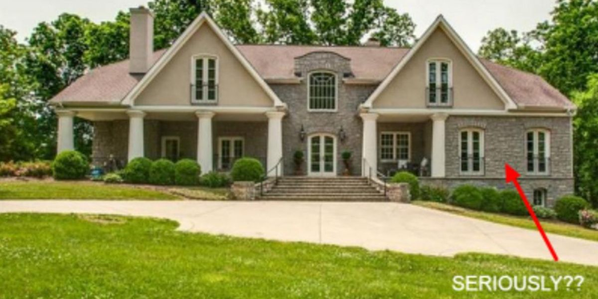 Meet the Genius Behind McMansion Hell, a New Tumblr That Delightfully Explains Why That Huge House Is So Ugly
