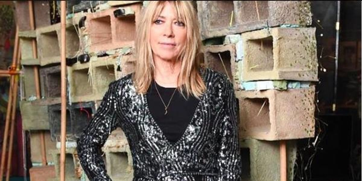 You Can Get a Tattoo Designed by Kim Gordon
