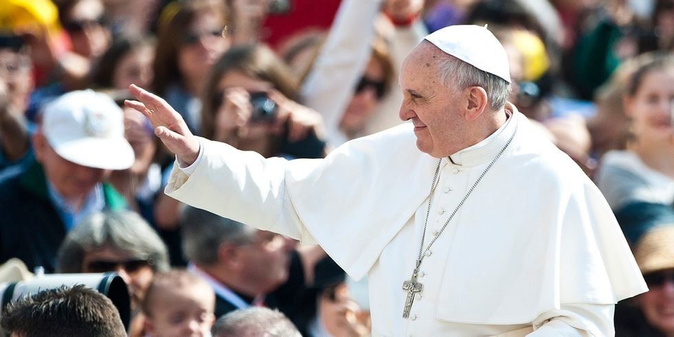 Pope Francis: Destroying the Environment Is a Sin
