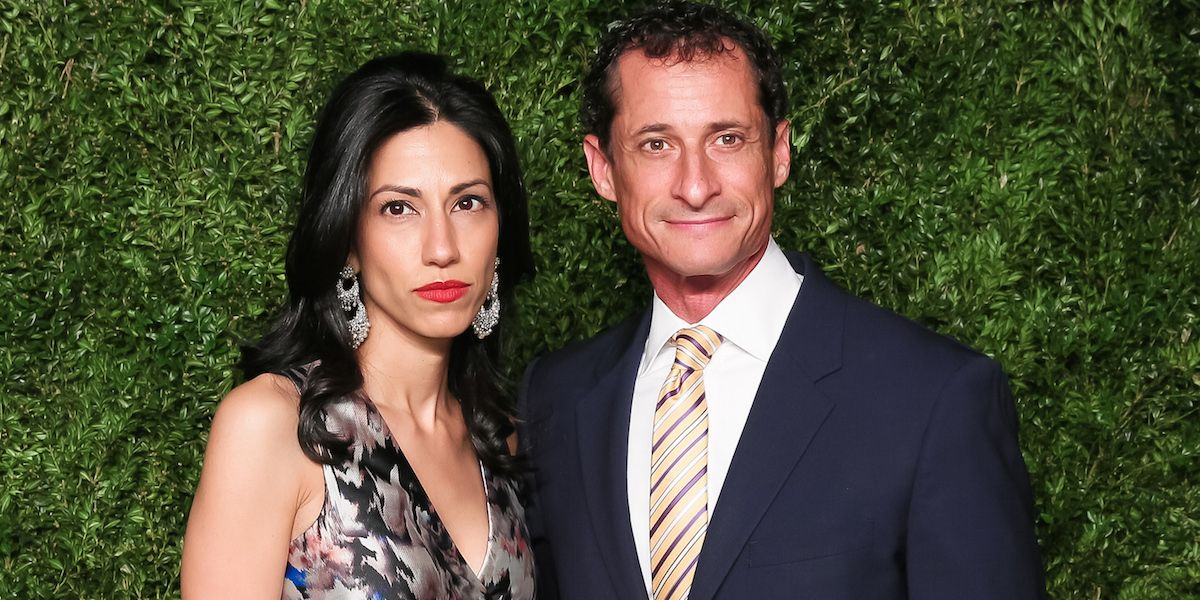 Anthony Weiner Is Now Being Investigated By A Child Welfare Agency