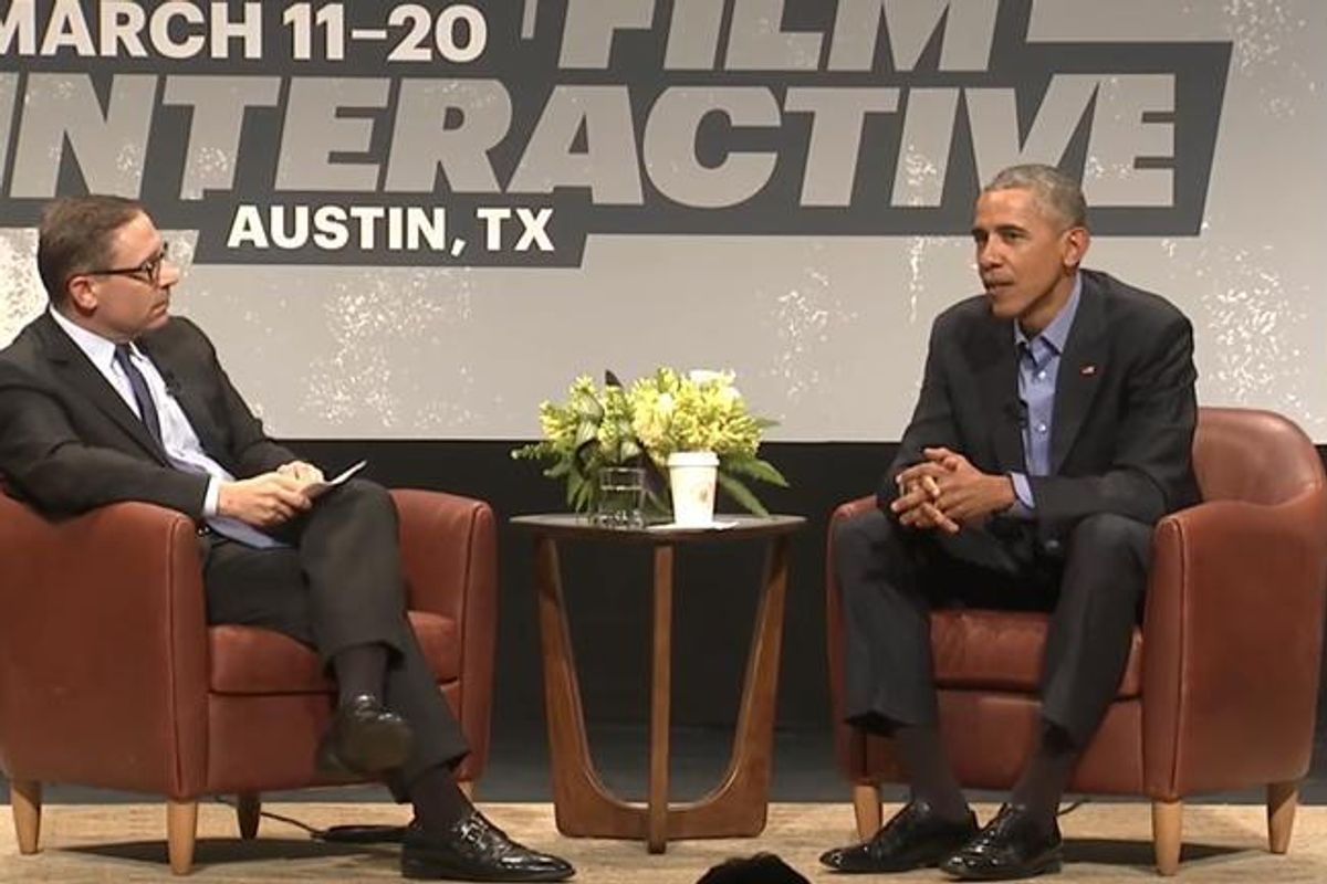 The White House Is Hosting Its Own Version of SXSW