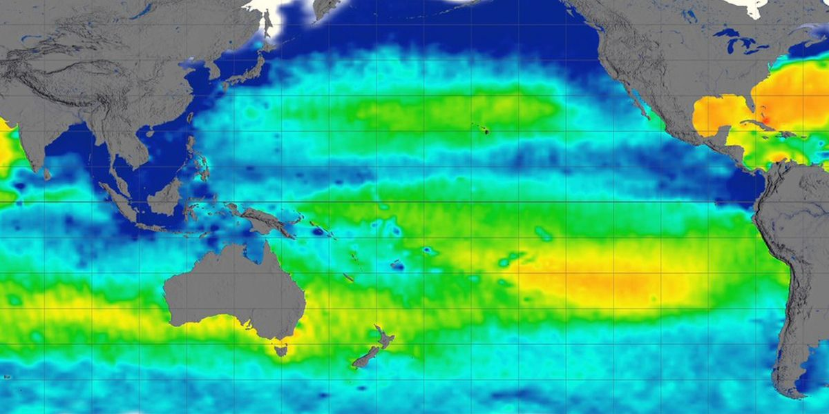 Melting of Antarctic Ice Sheets Is Making Southern Ocean Less Salty