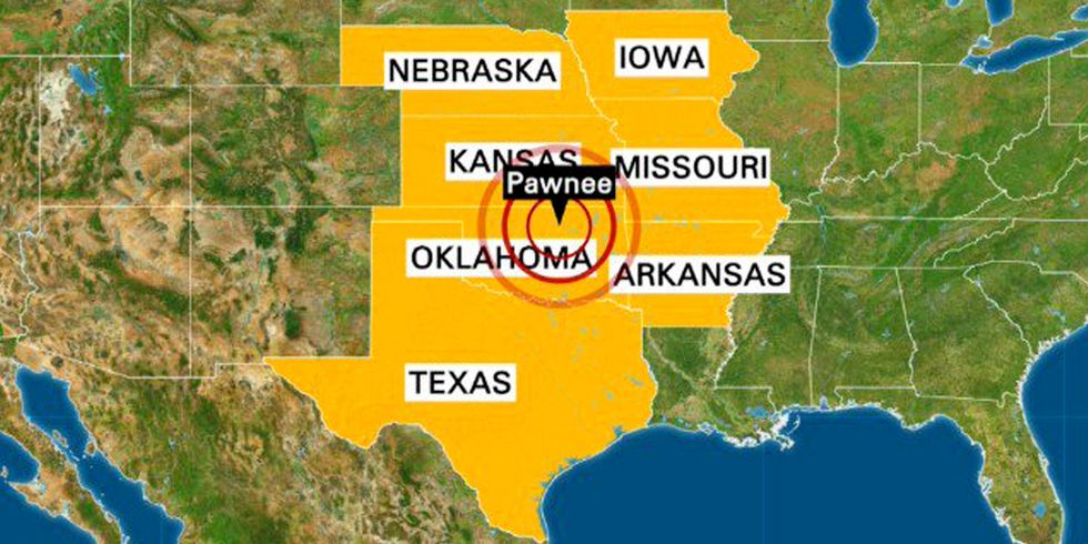 5.6 Magnitude Earthquake Hits Oklahoma, Felt in 5 States