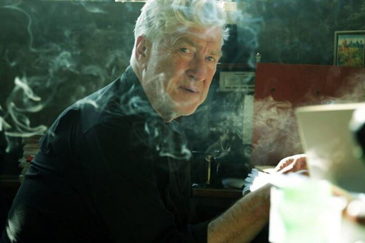 The Trailer For The New David Lynch Documentary Is Very...Lynchian